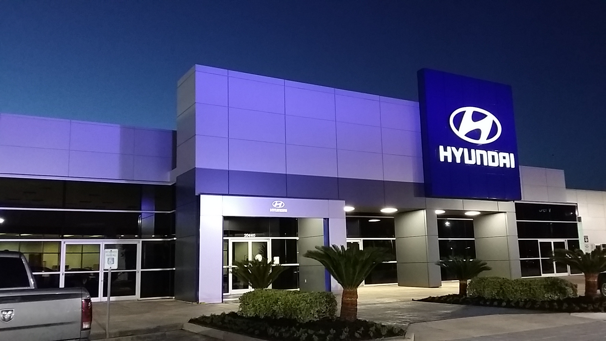 Allen Samuels Hyundai >> North Freeway Hyundai in Spring, TX 77373 ...