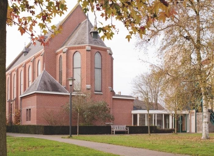 Joris Zorg- en Dienstverlening Verzorgingshuis Sint
