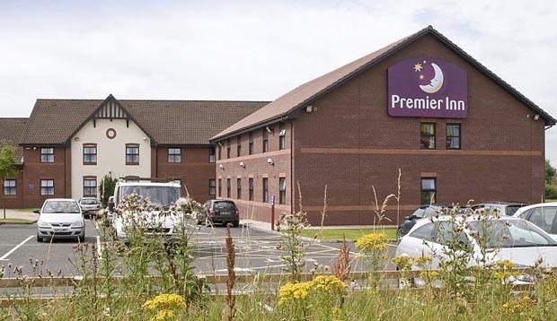 Premier Inn Glasgow Cambuslang M74 J2A