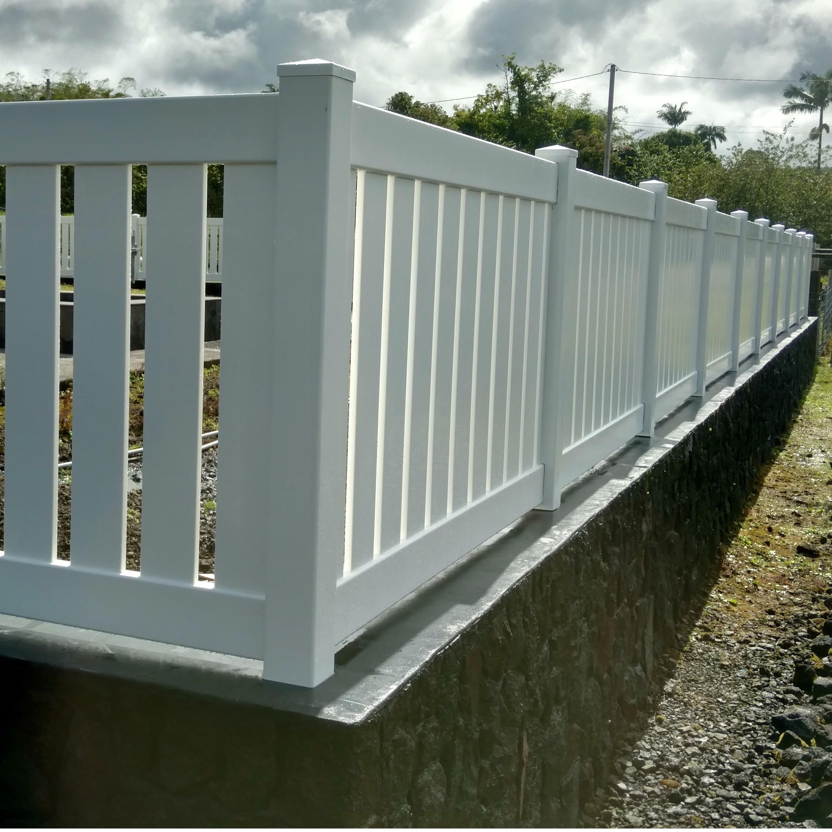 Andrew's Fencing LLC - Mountain View, HI - Fence Installation & Repair