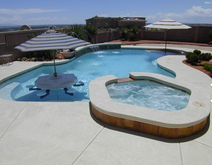 New Mexico Pools And Spas Albuquerque New Mexico Nm