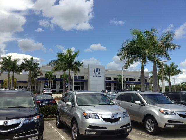 Acura of pembroke pines pembroke pines florida fl for Autonation mercedes benz pembroke pines