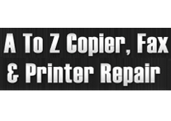 A To Z Copier Fax & Printer Repair