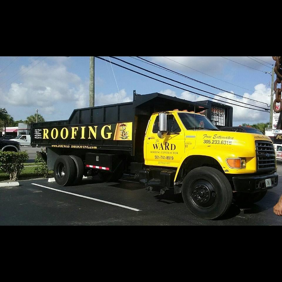 Joe Ward Enterprises Inc Roofing Division Jupiter