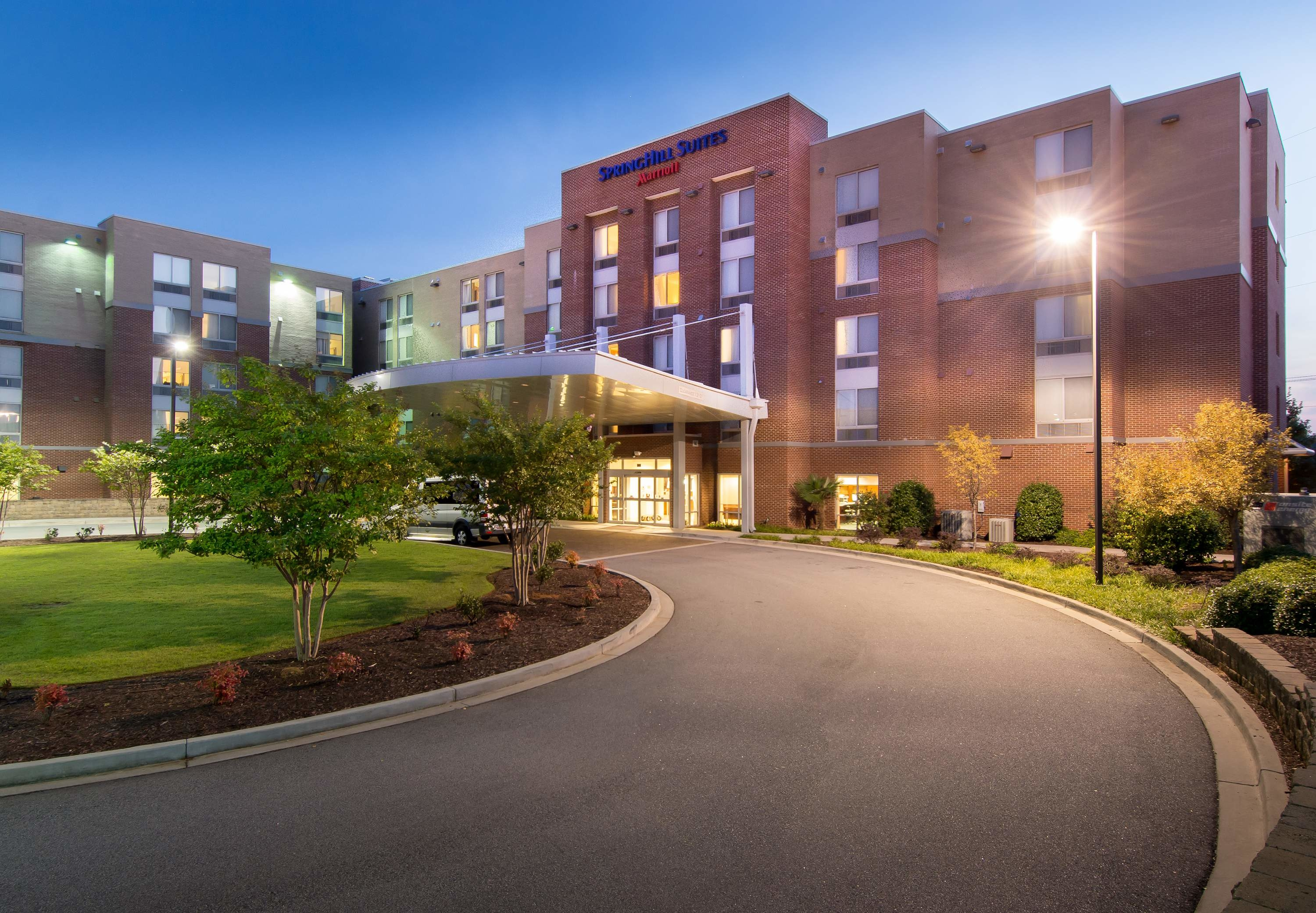 Hotels Near Downtown Columbia Sc