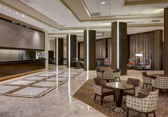 Marriott Hotel  Freeport Parkway Irving Tx