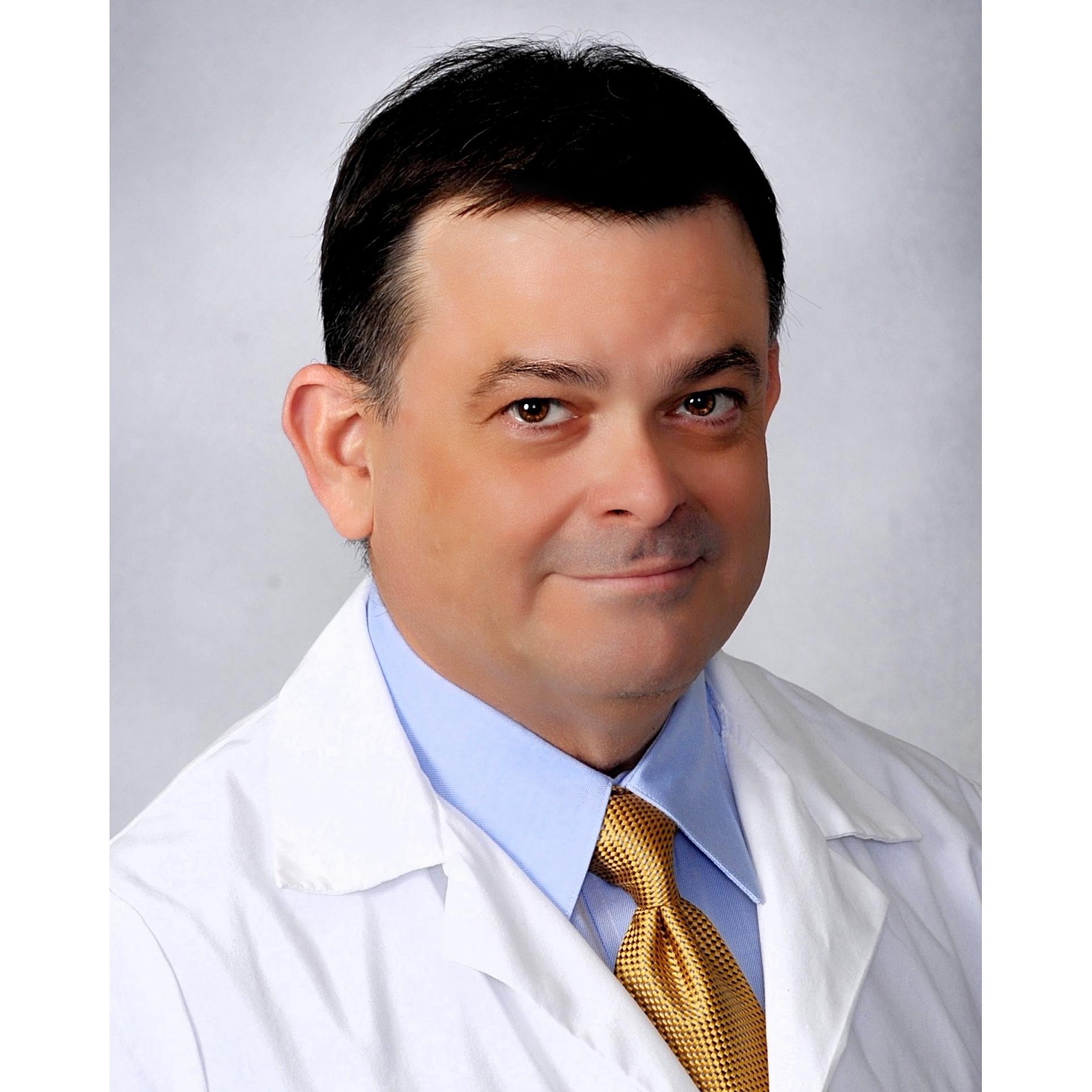 Francisco Garcini, MD, PhD, FACOG, FACS
