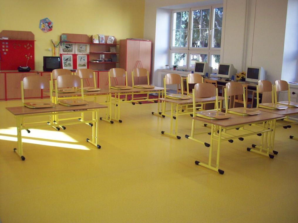 Zdravá škola - Základní škola Hoštice - Heroltice, okres Vyškov