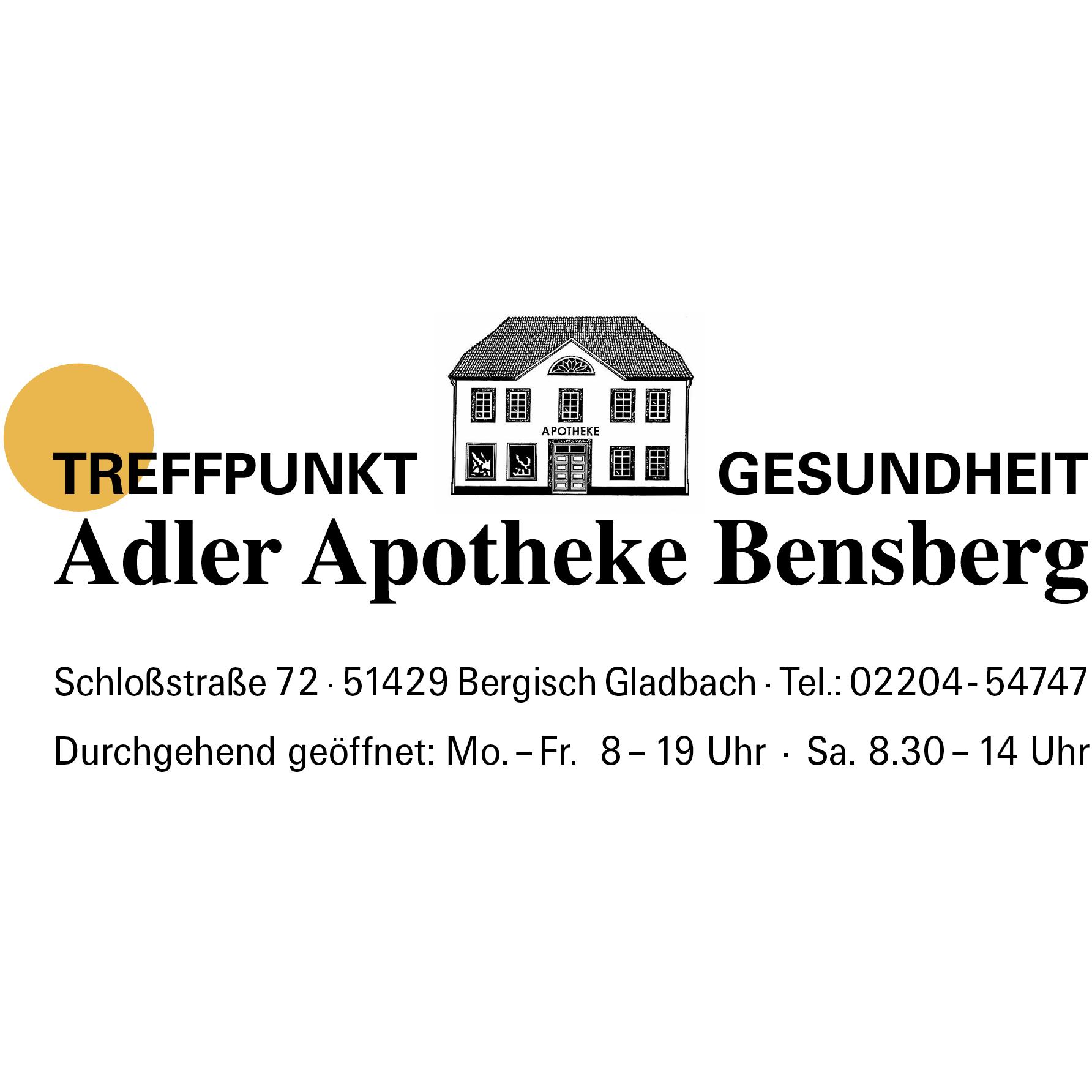 Bild zu Adler Apotheke Bensberg in Bergisch Gladbach