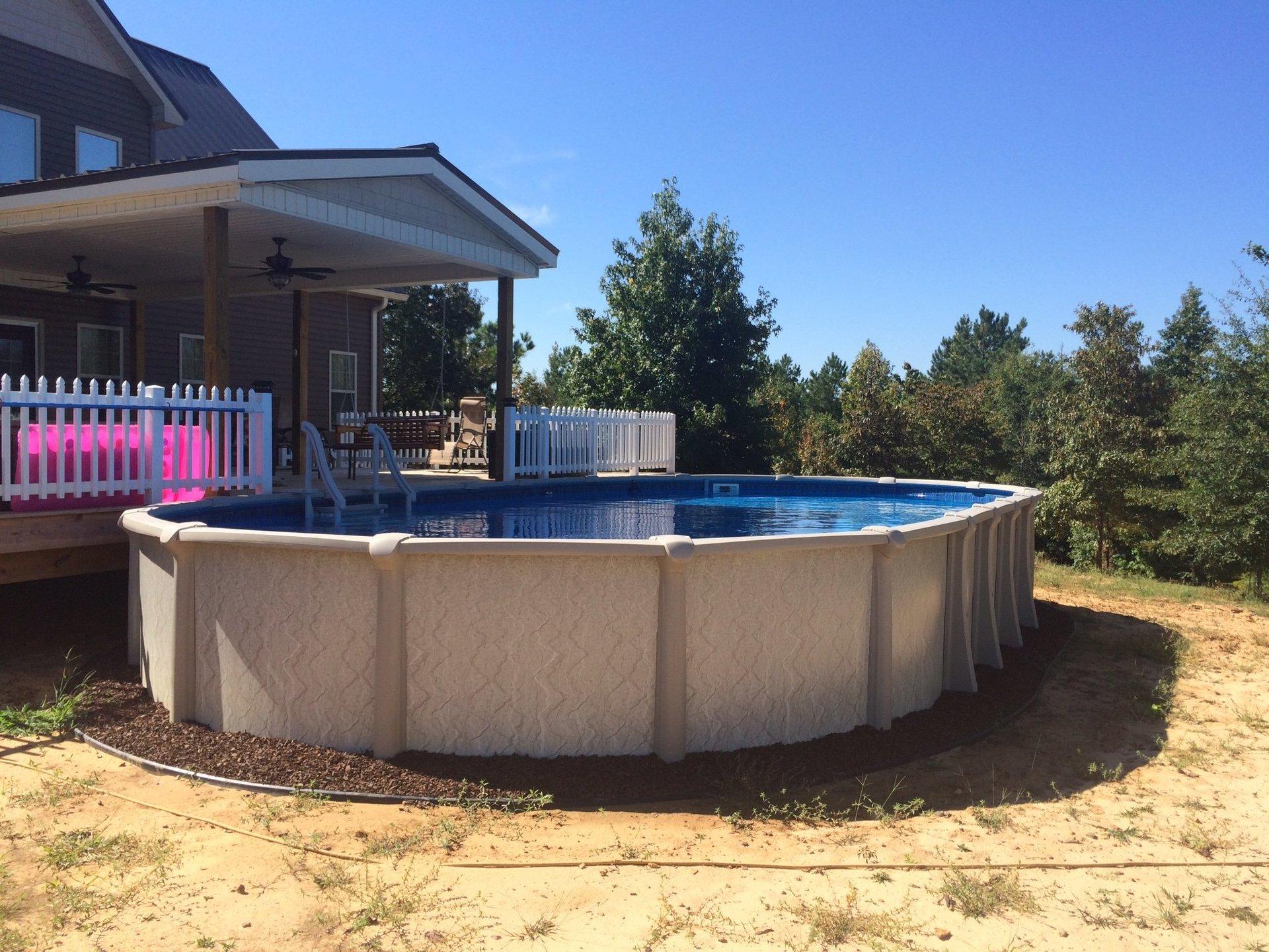 Backyard Pools In Tupelo Ms 38804