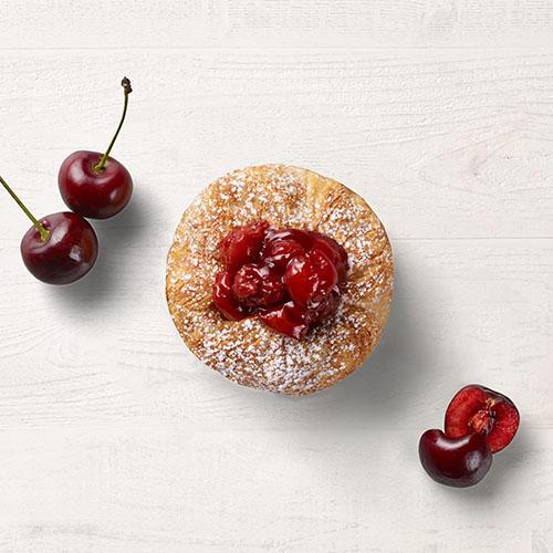 NEW! Cherry Cheese Brittany Panera Bread Mount Laurel (856)234-1009