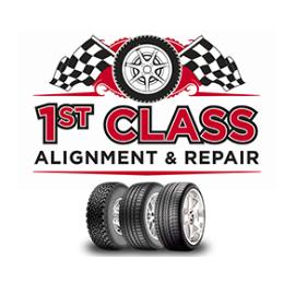 1st Class Alignment & Repair