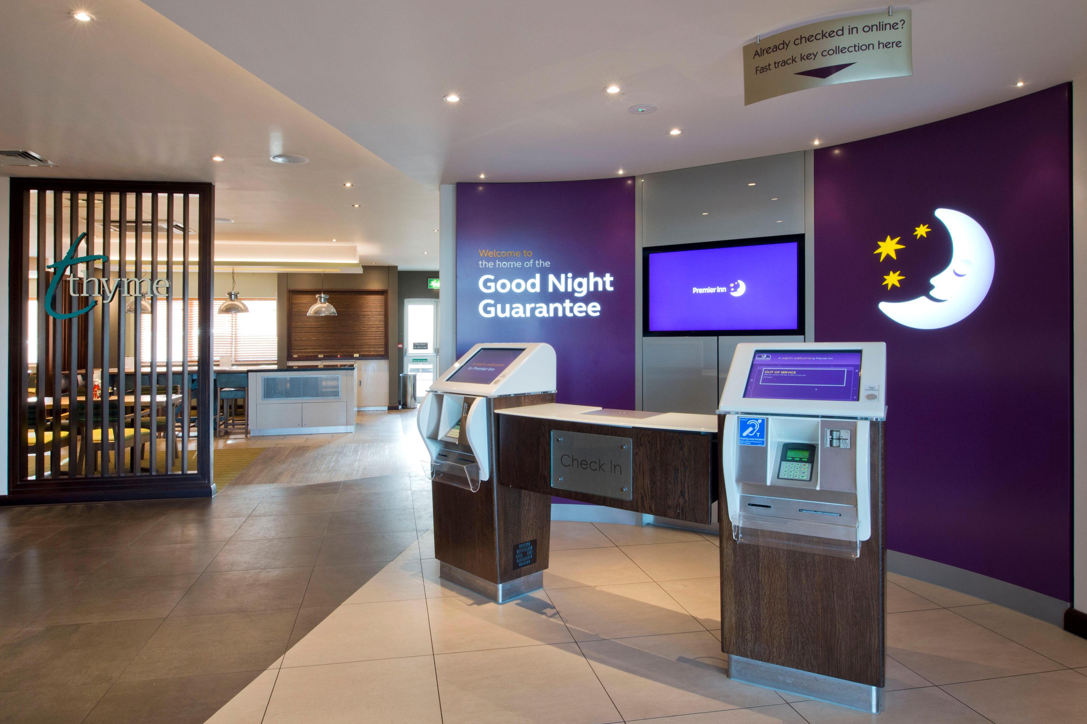 Premier Inn Glasgow Braehead hotel