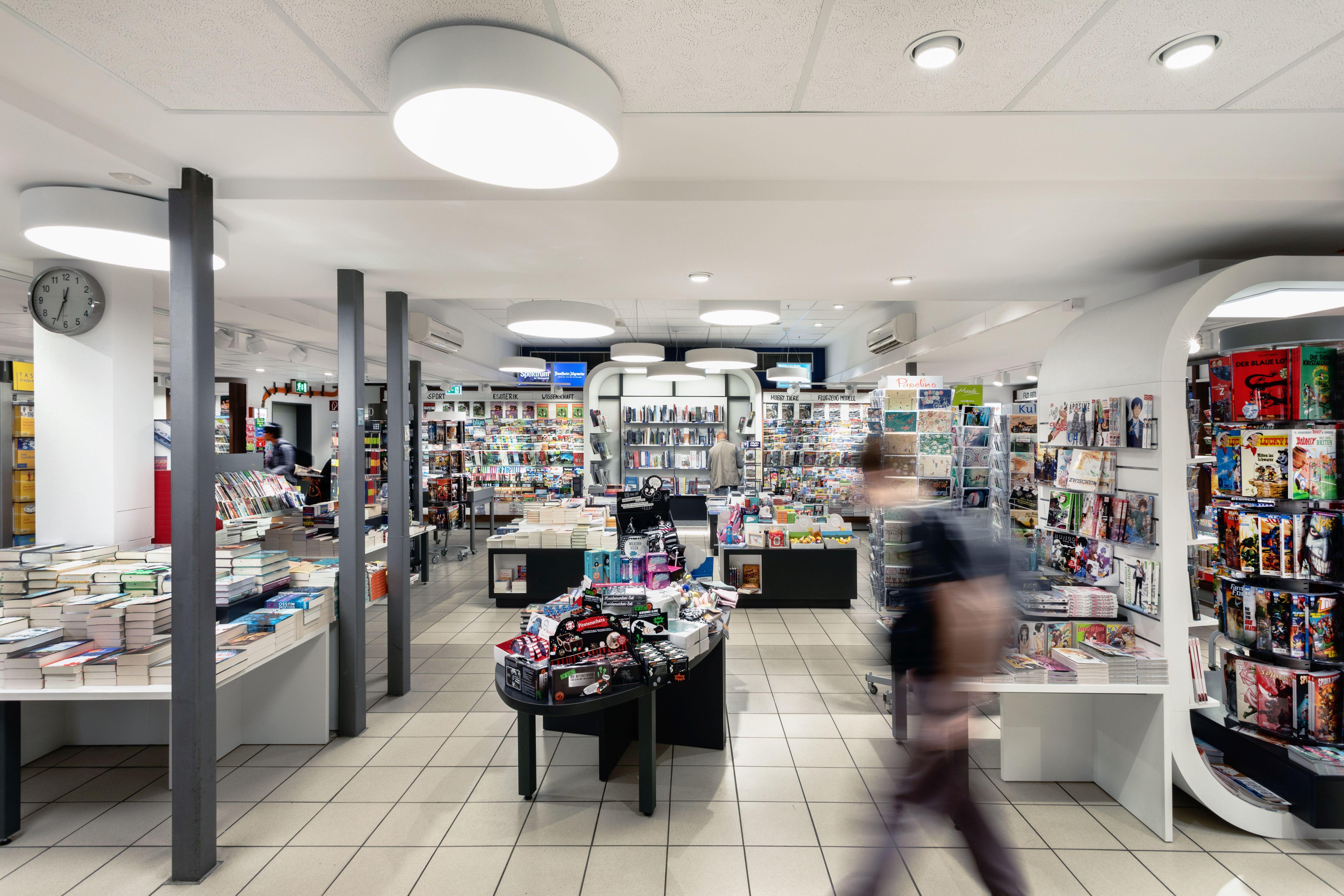 Ludwig Bahnhofsbuchhandlung Köln
