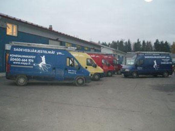 Etelä-Suomen Peltipojat Oy