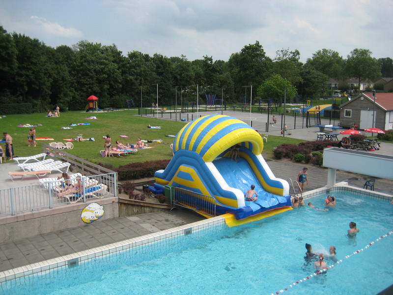 Bad Hesselingen Subtropisch Zwembad