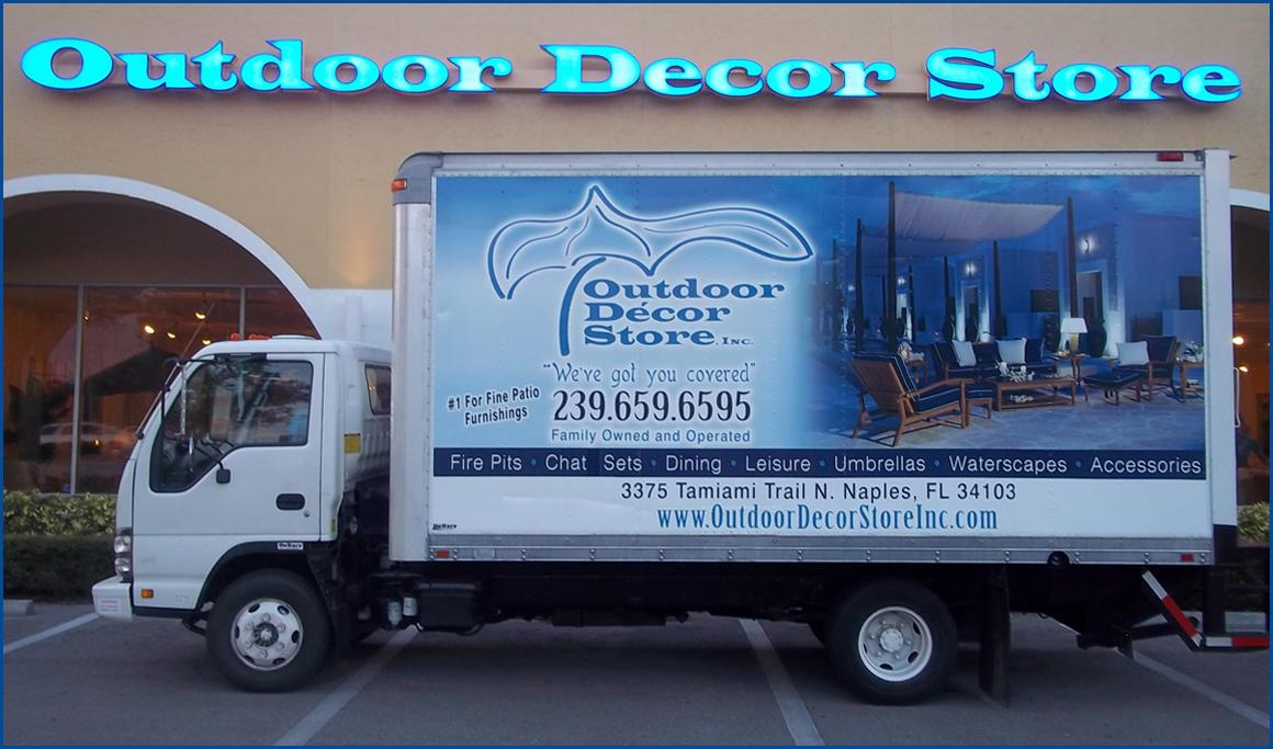 Outdoor Decor Store Inc Bonita Springs Florida Fl