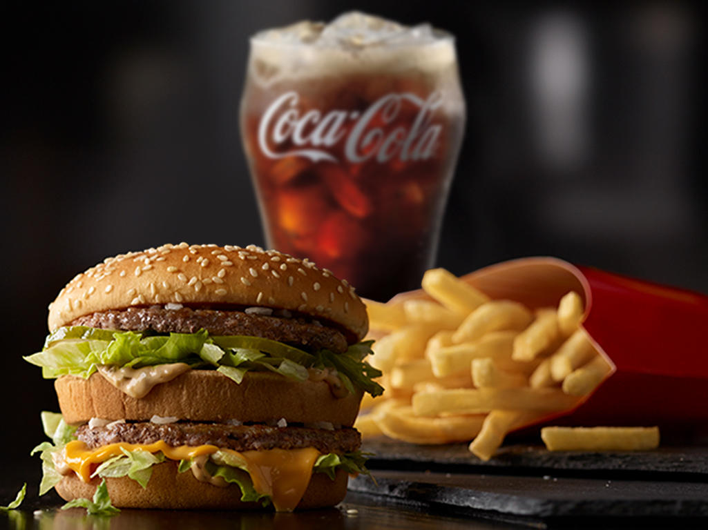 McDonald's Big Mac® Extra Value Meal McDonald's Carbondale (570)282-9835