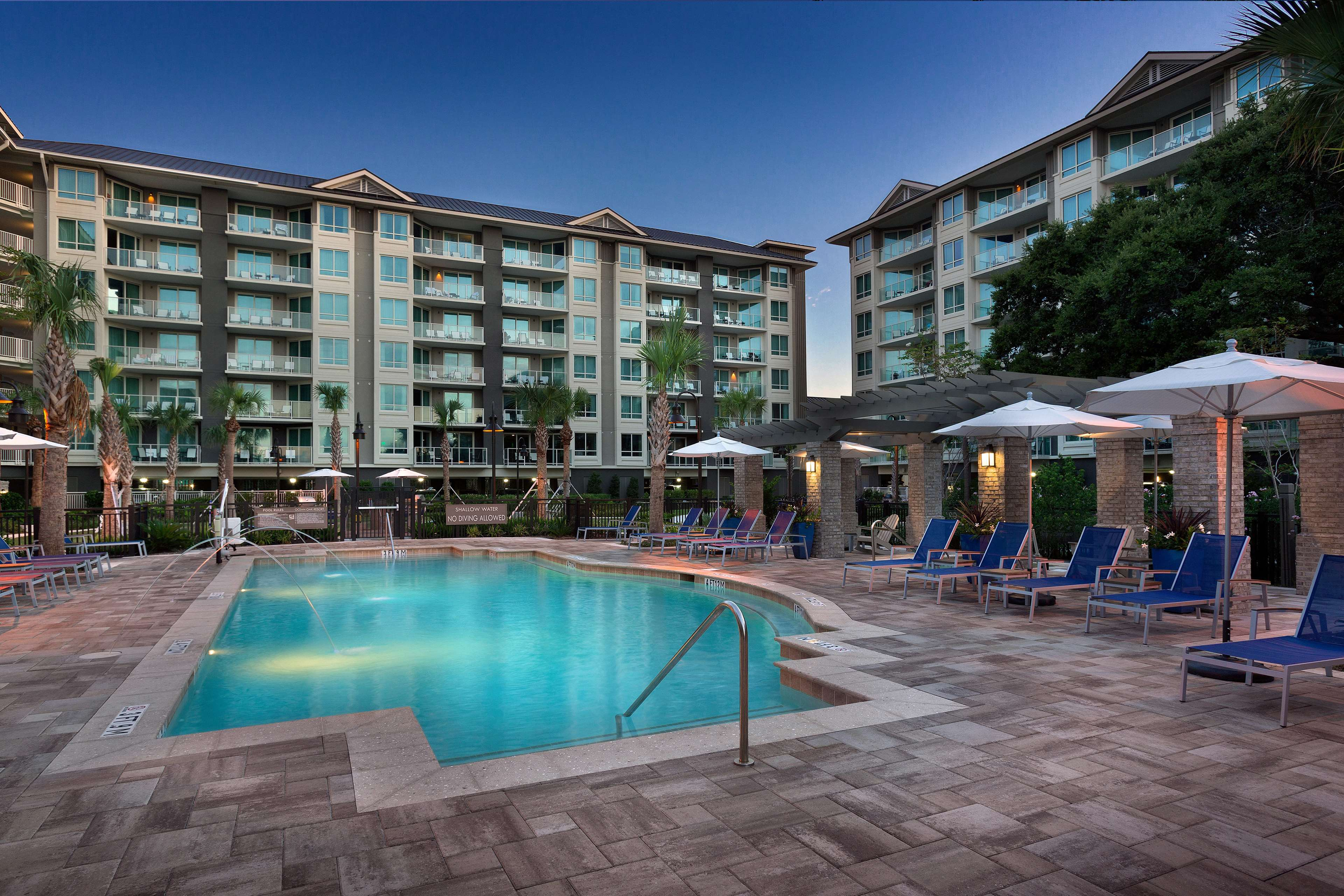 Ocean Oak Resort by Hilton Grand Vacations Coupons near me