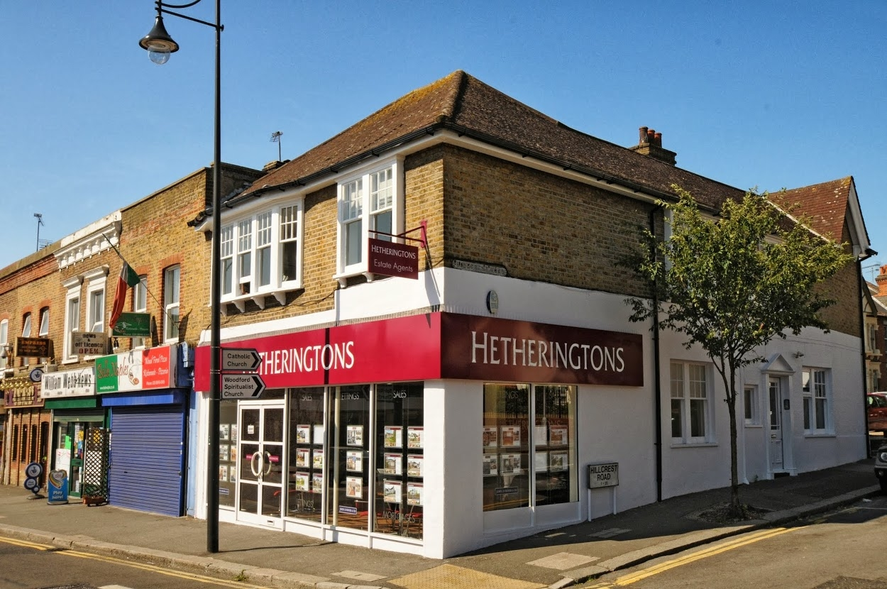 Hetheringtons Letting Agents South Woodford