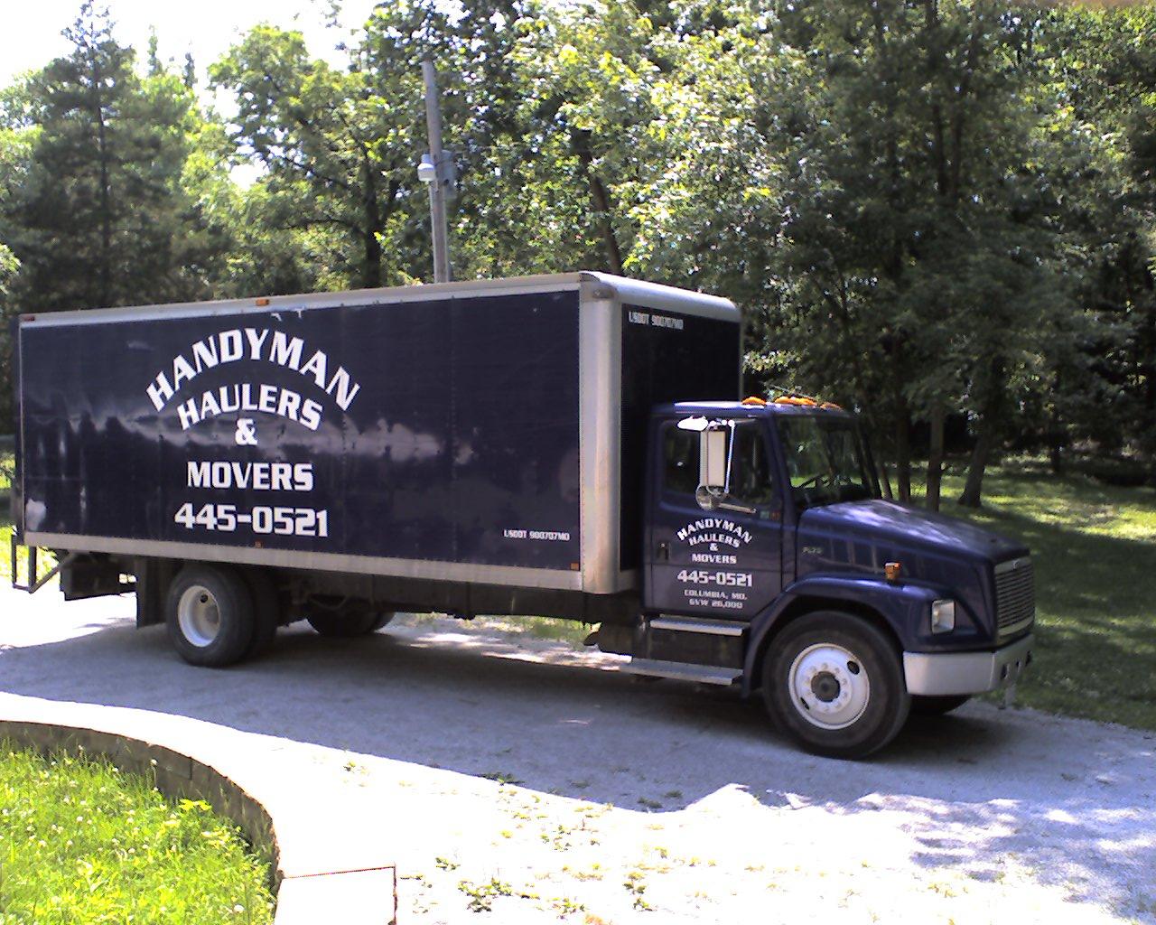 Handyman Haulers Moving Service