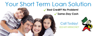 Money 4 You Installment Loans is your installment loan solution. We realize that bad things sometimes happen to good people and financial crises don't discriminate. Give us a call today!