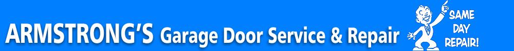Armstrong's Garage Door Service and Repair