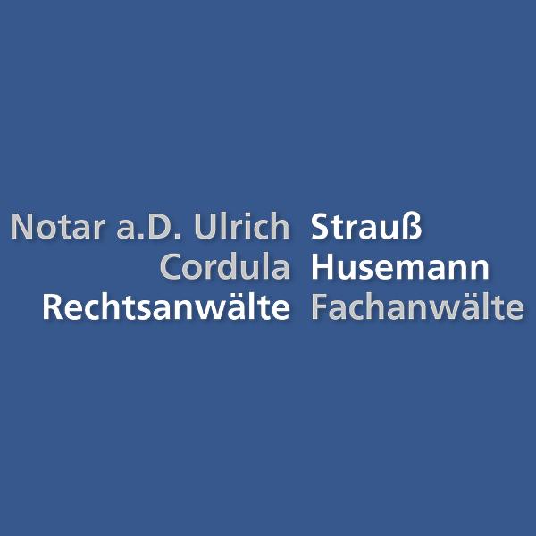 Bild zu Strauß Ulrich u. Husemann Cordula Rechtsanwälte, Fachanwälte und Notar a.D. in Herne
