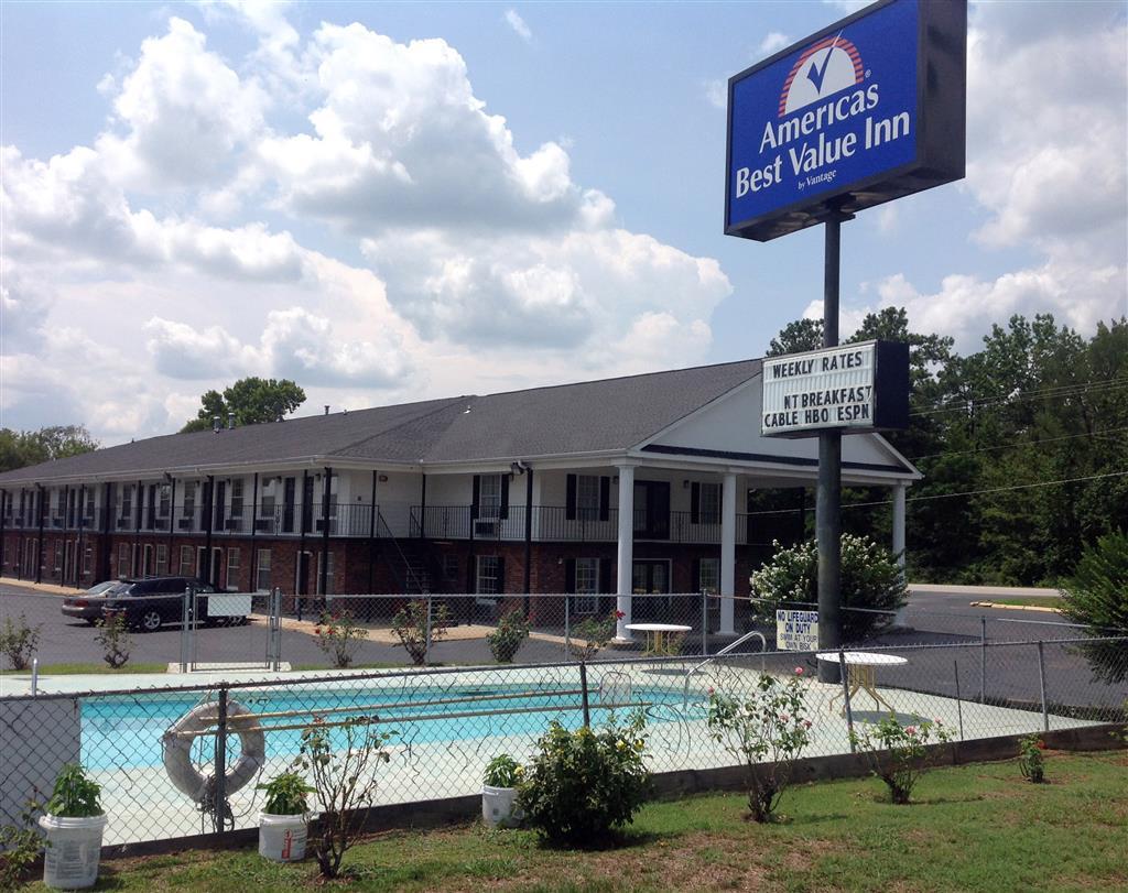 Americas Best Value Inn Winnsboro In Winnsboro  Sc 29180