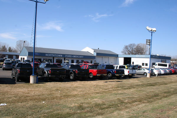 Northtown Ford in Menomonie, WI 54751 - ChamberofCommerce.com