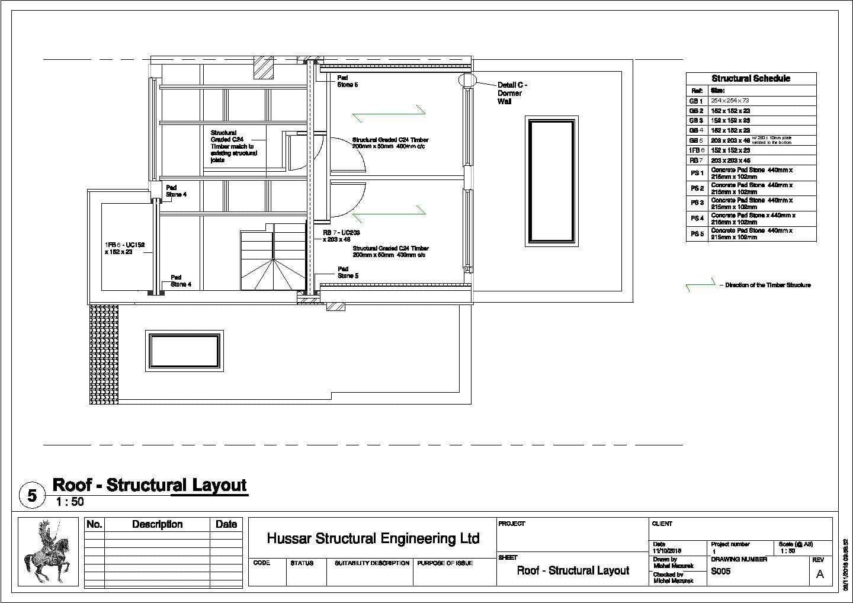 Hussar Structural Engineering Ltd