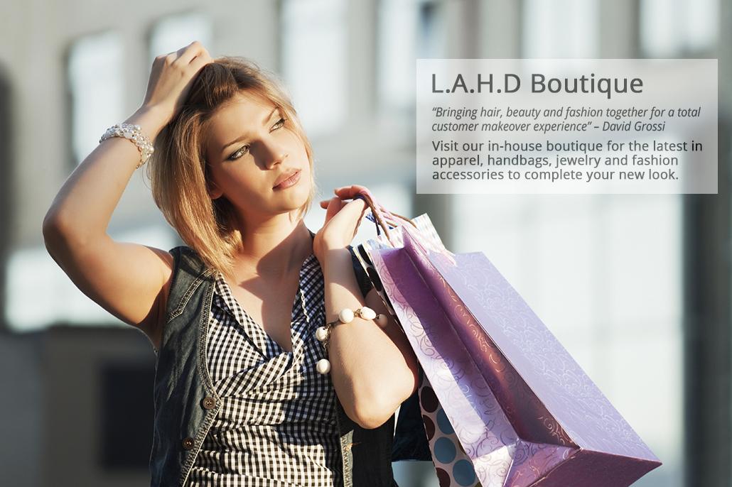 L A Hair Design