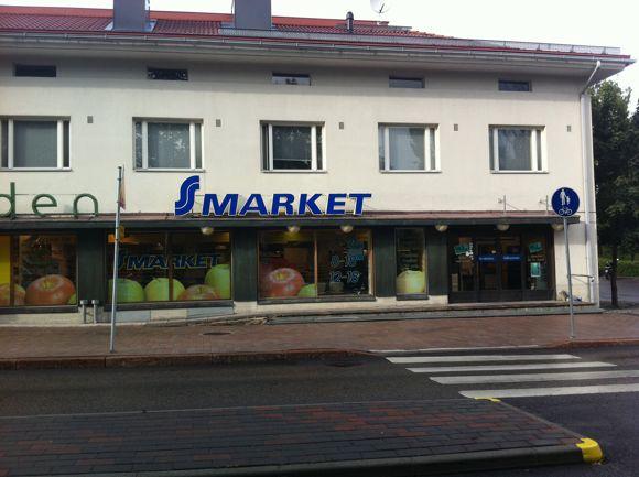S-market Pohjois Kauniainen Grankulla