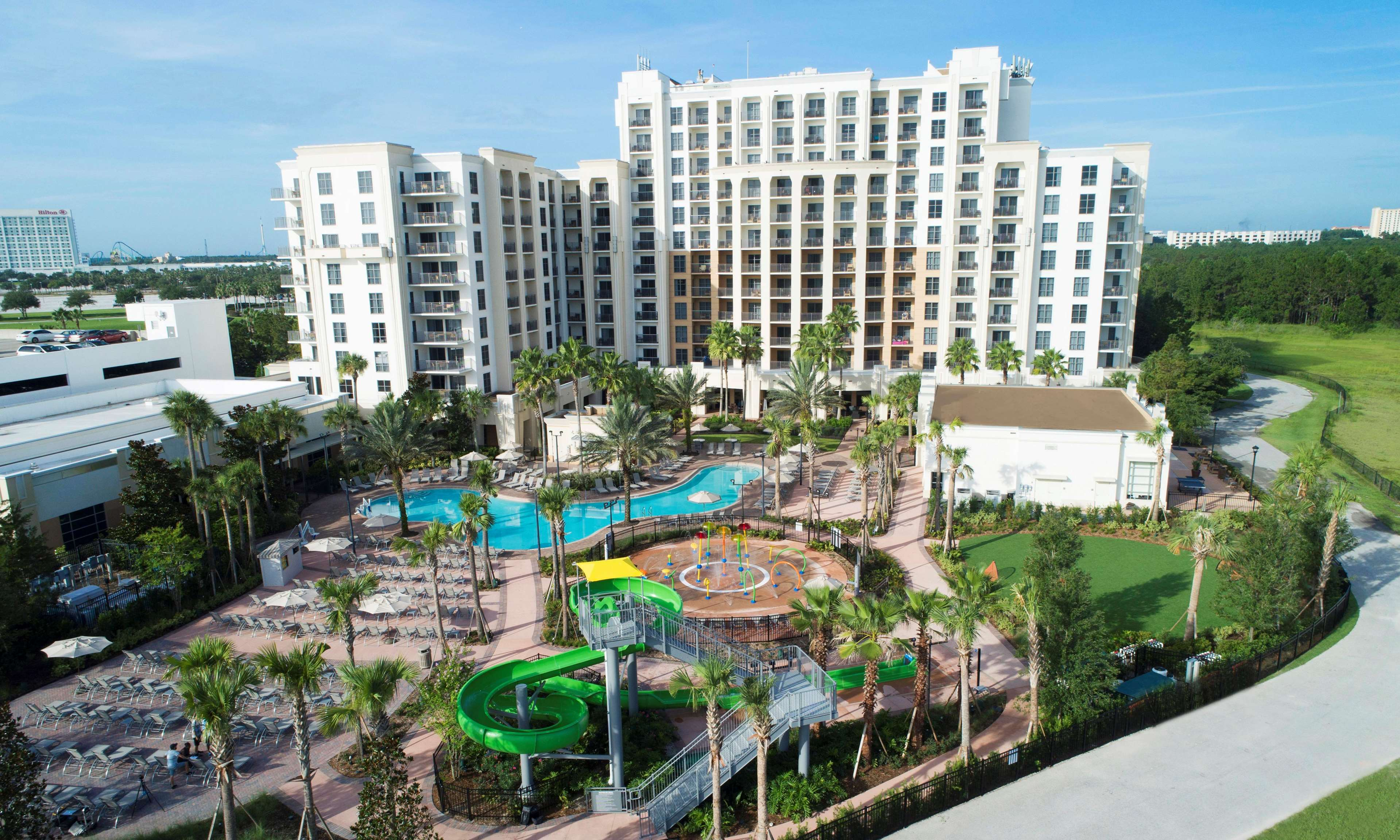 Las Palmeras by Hilton Grand Vacations Orlando Florida