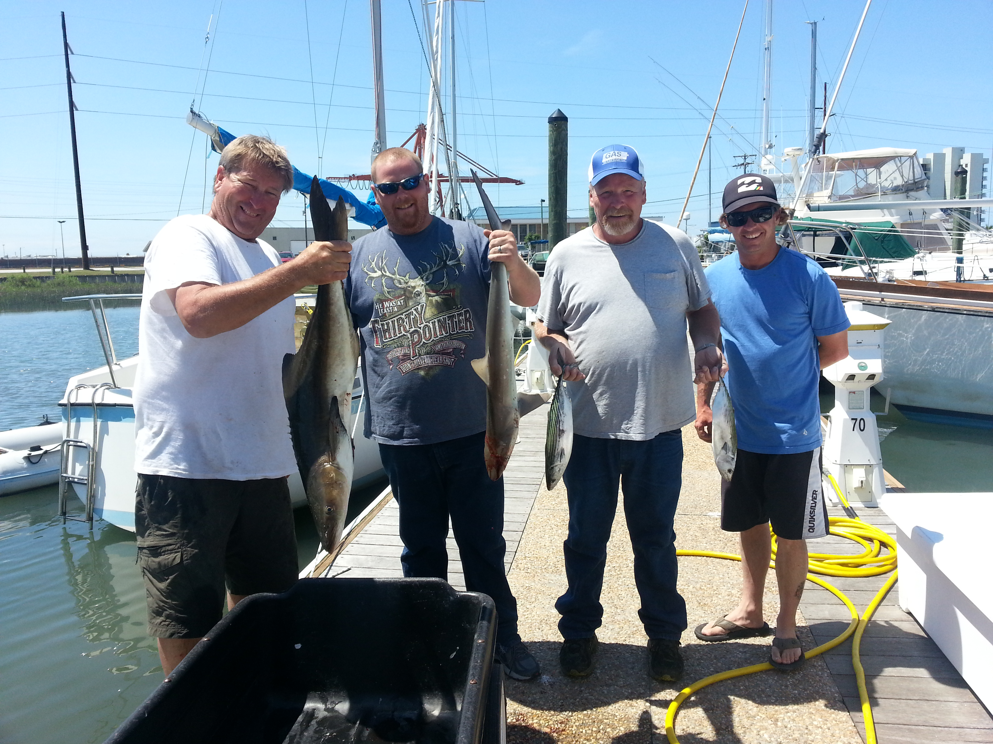 Lookout adventures in morehead city nc 28557 for Fishing charters morehead city nc