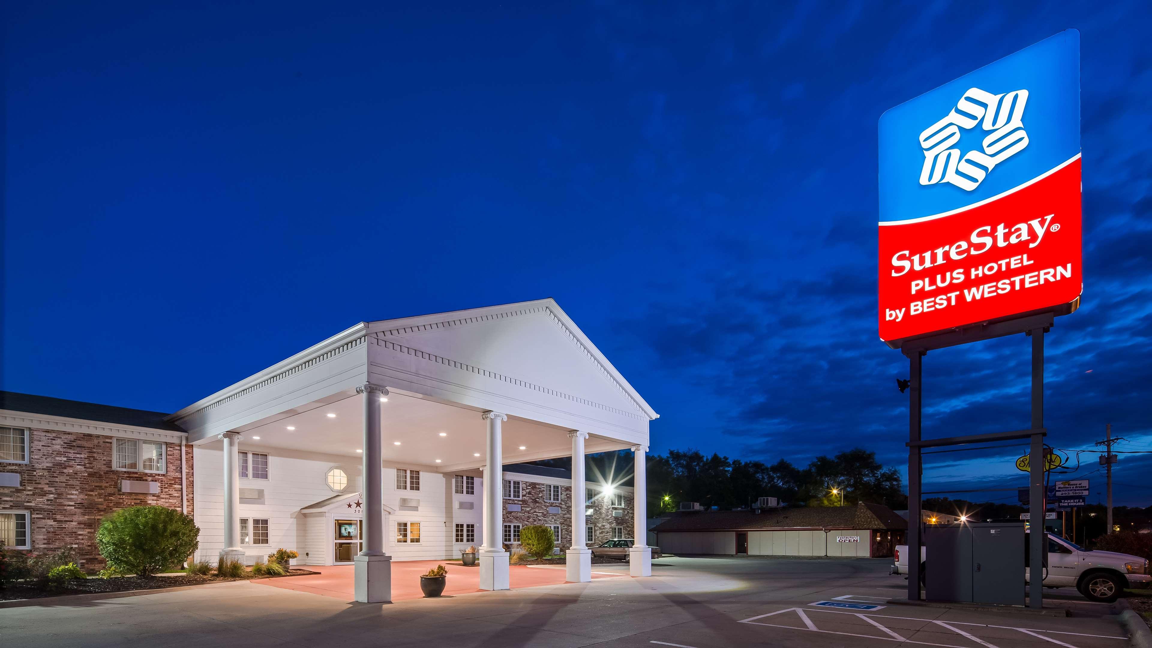 SureStay Plus Hotel by Best Western Houston Medical Center Houston UnitedStates