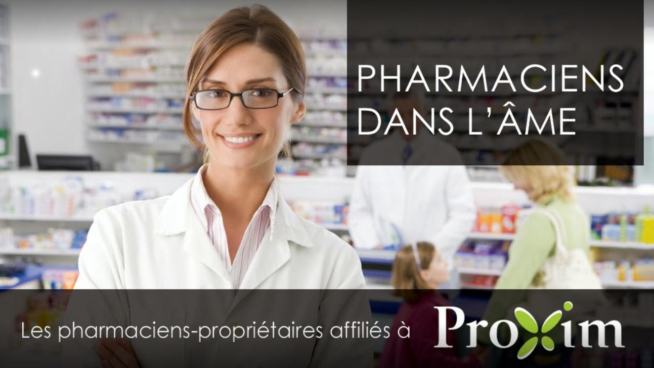 Proxim Affiliated Pharmacy - Boucher & Morin à Saint-Martin
