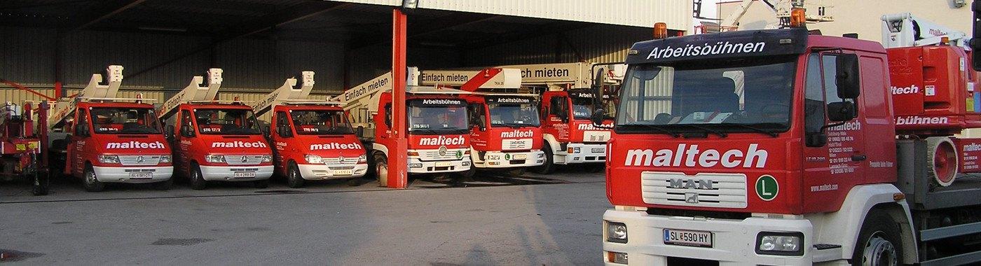 maltech Arbeitsbühnen GmbH