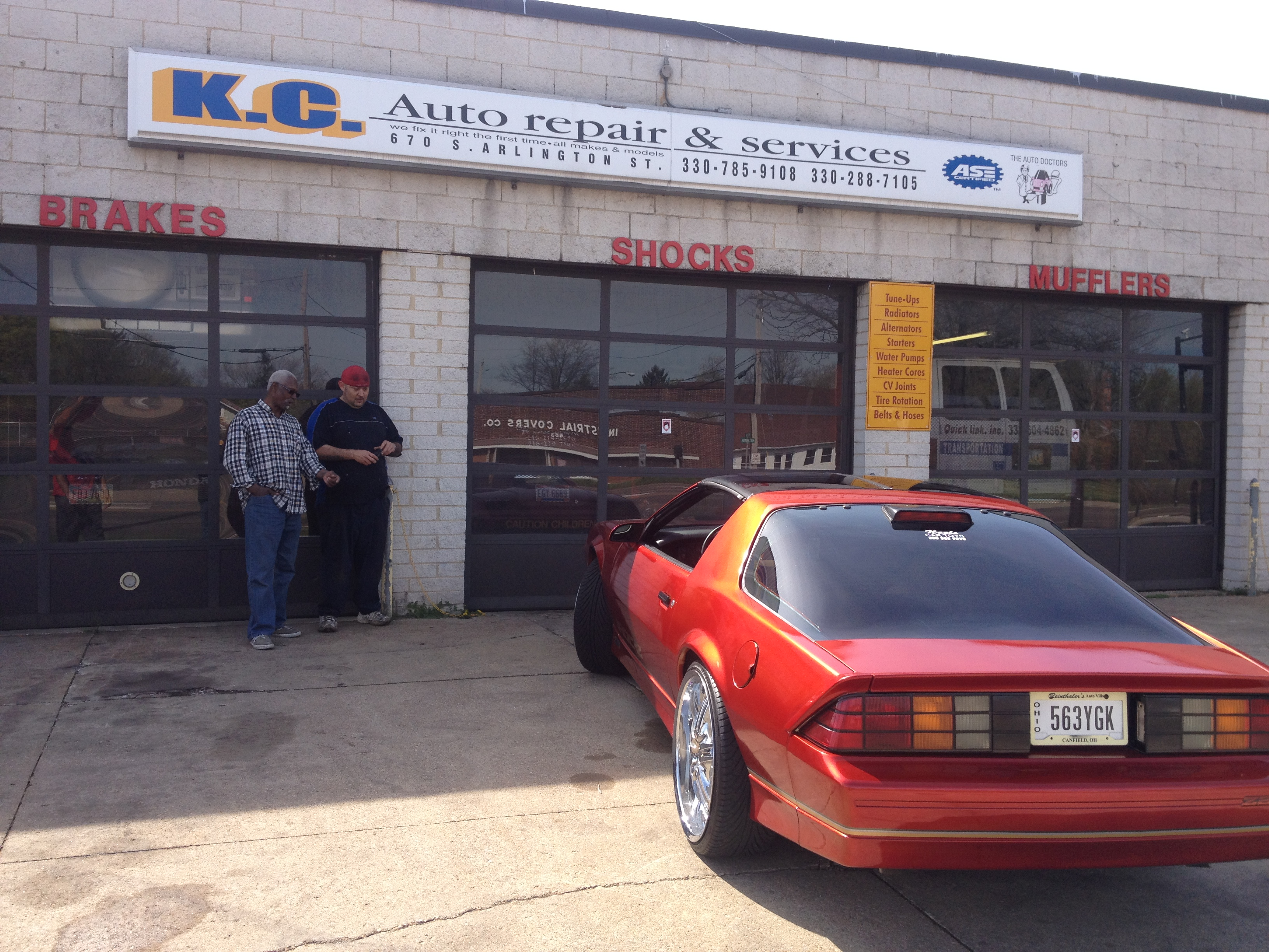Kc Auto Repair & Services, Inc.