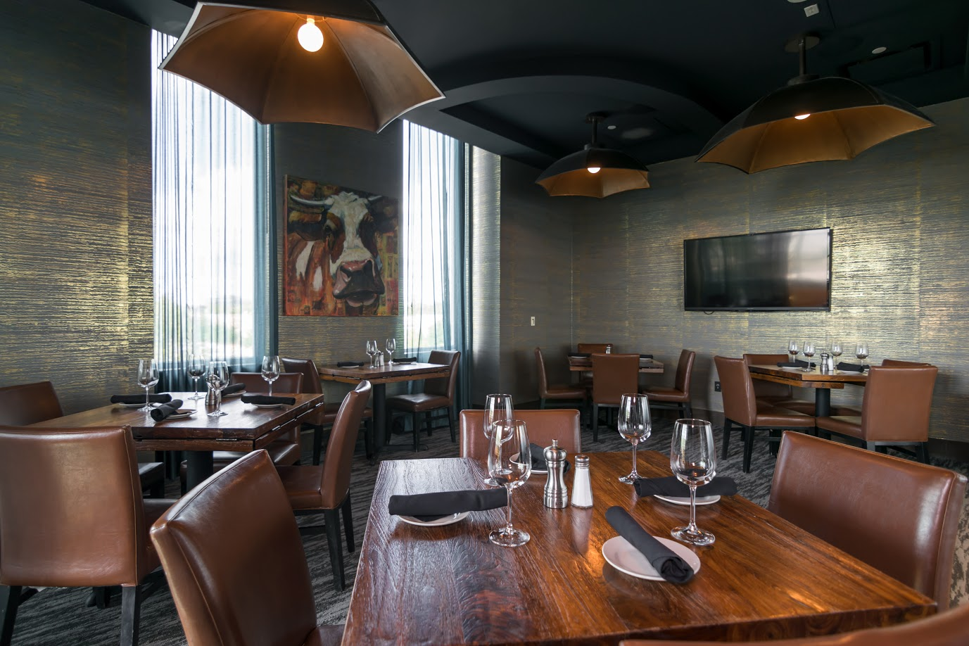Del Frisco's Grille Southlake Private Dining Room group dining room