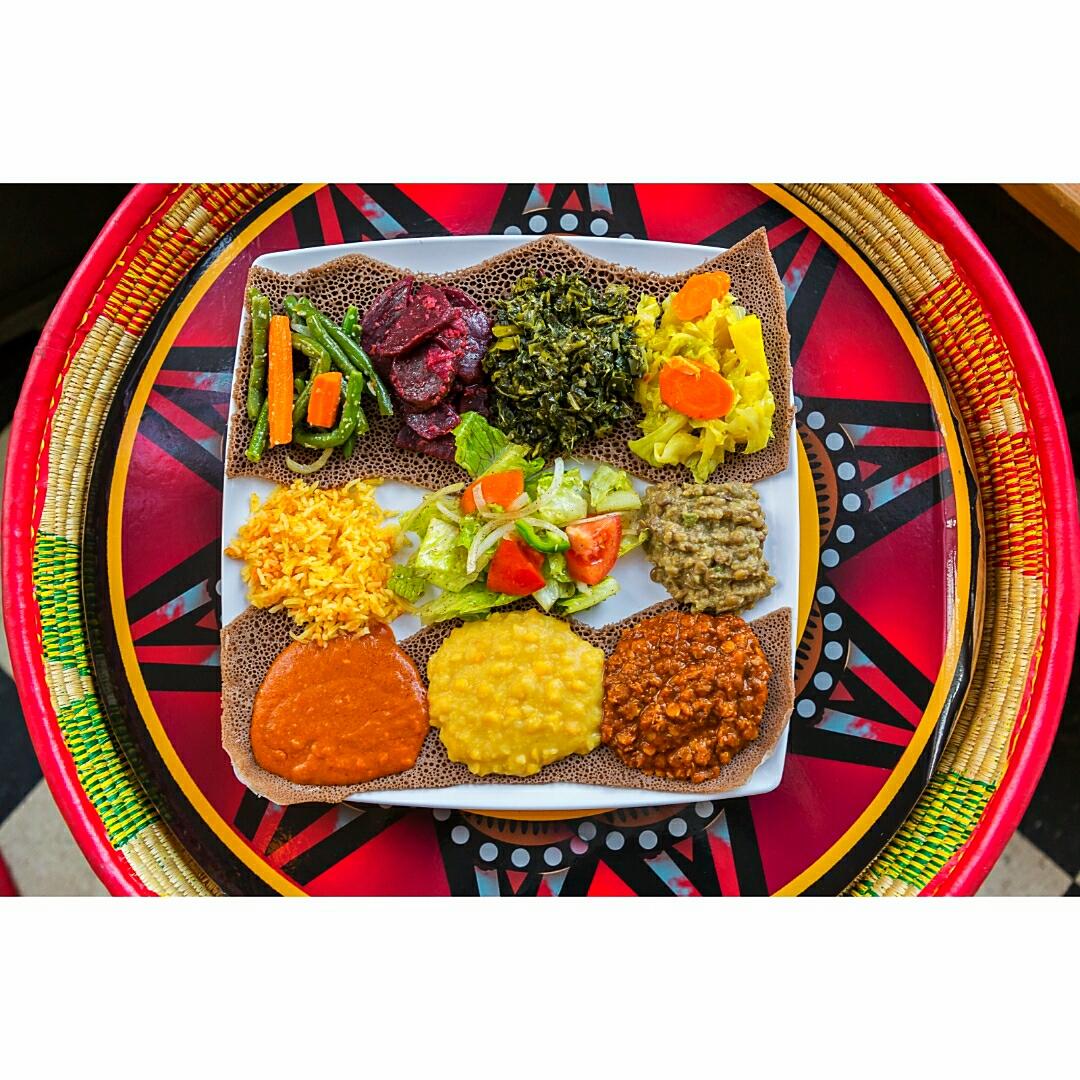 Delish Ethiopian Cuisine