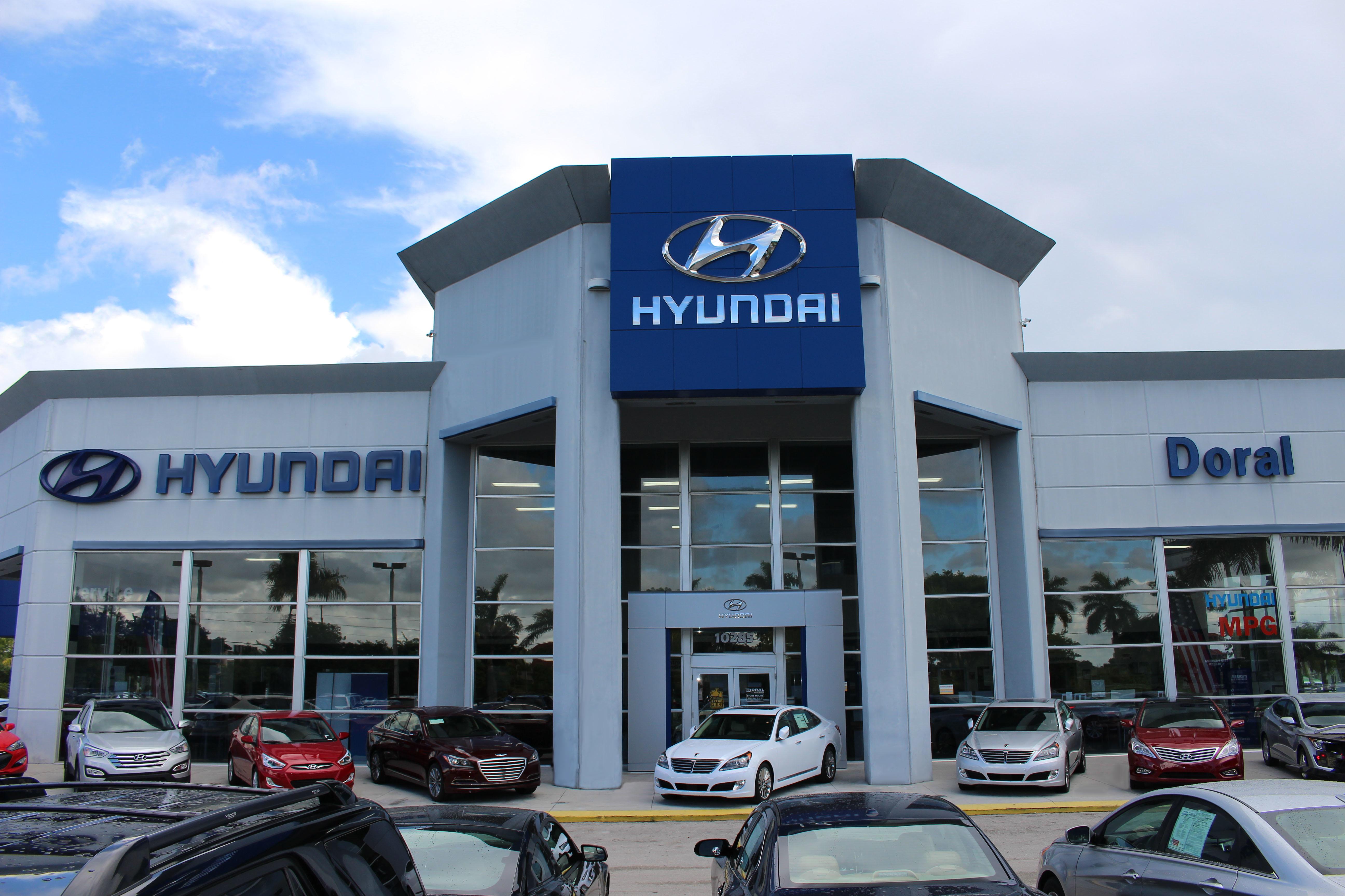 Doral Hyundai In Doral Fl 33172 Chamberofcommerce Com