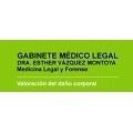 Esther Vázquez Montoya Médico Legal y Forense