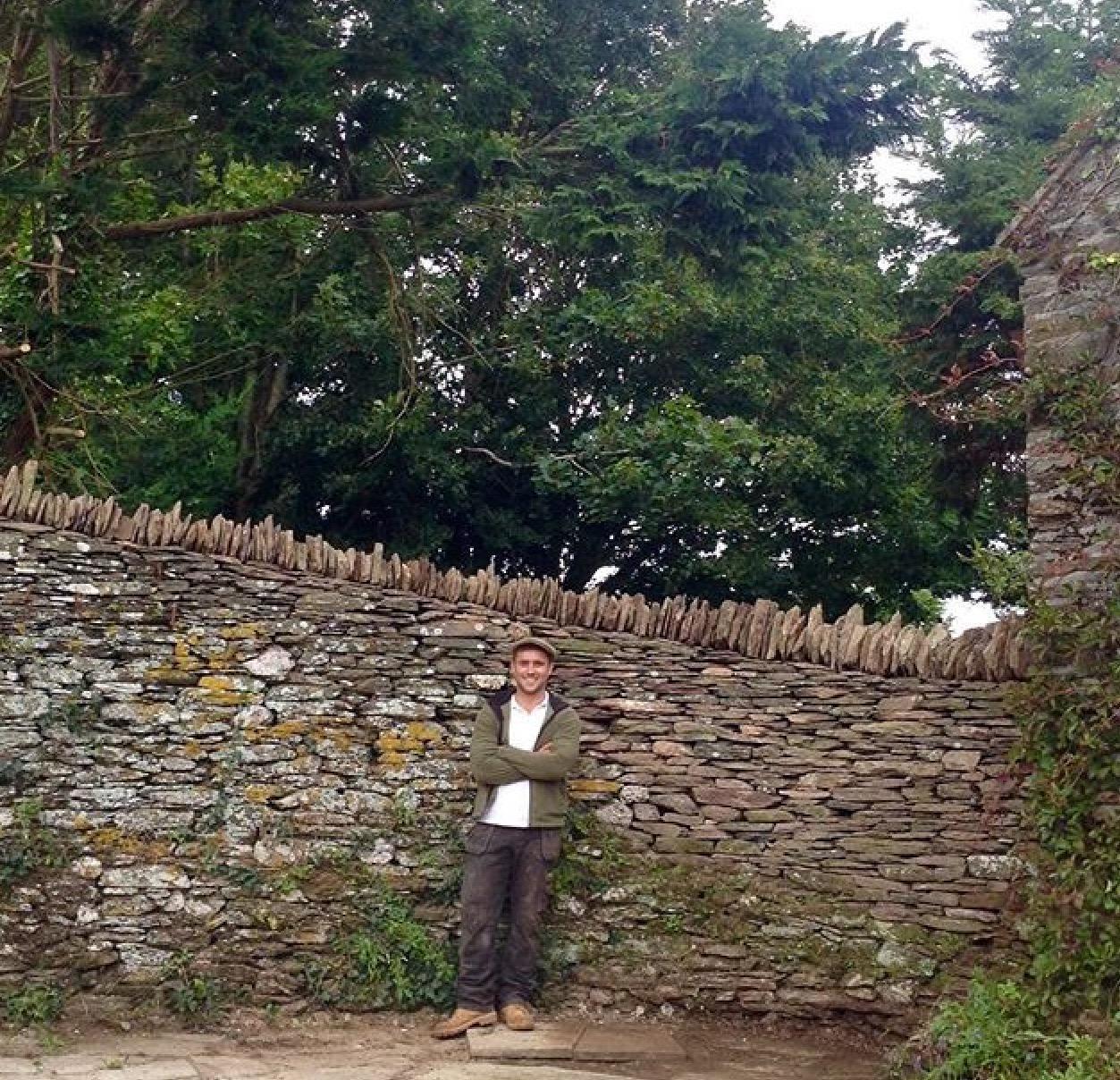 South Devon Dry Stone Walling