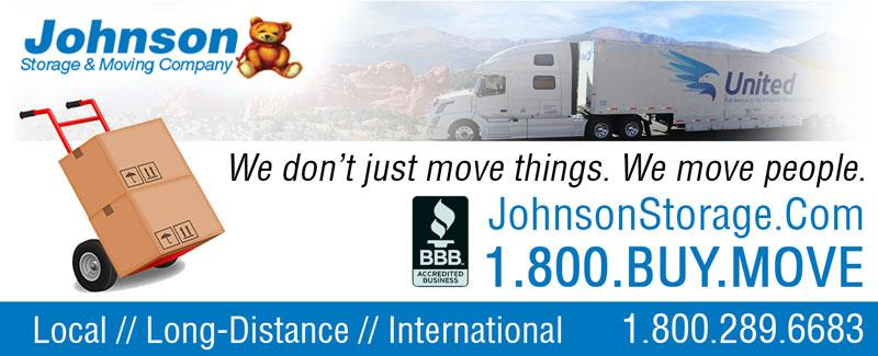 Johnson Storage And Moving Agent For United