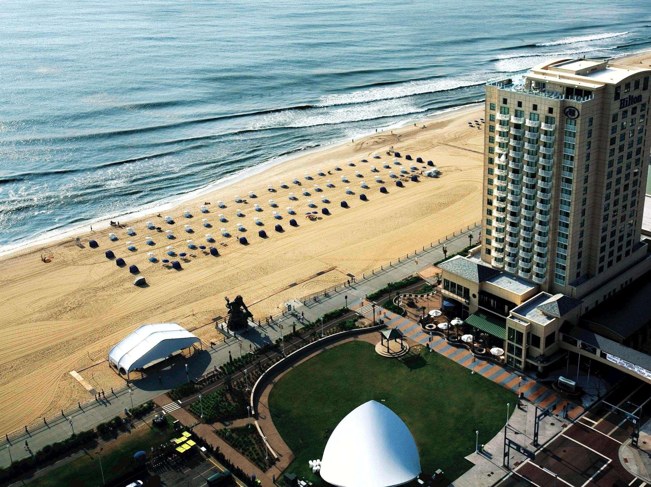 Hilton Virginia Beach Oceanfront View