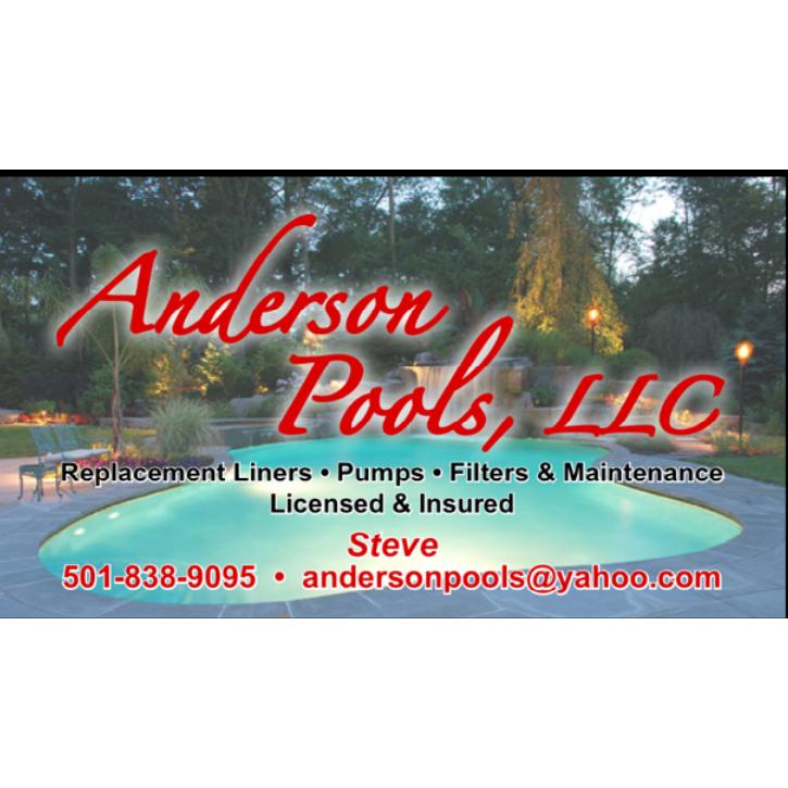Anderson Pools LLC - Cabot, AR - Swimming Pools & Spas