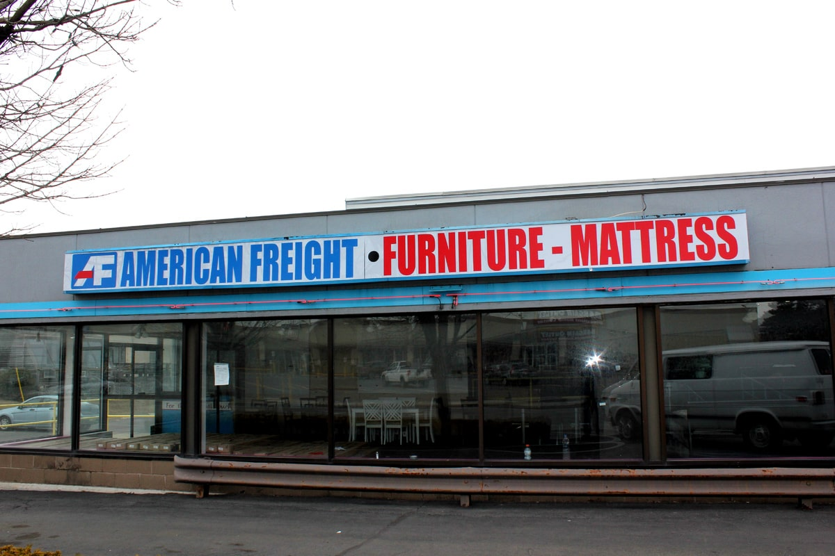 American Freight Furniture And Mattress In Albany Ny 12205