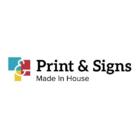 Print & Signs