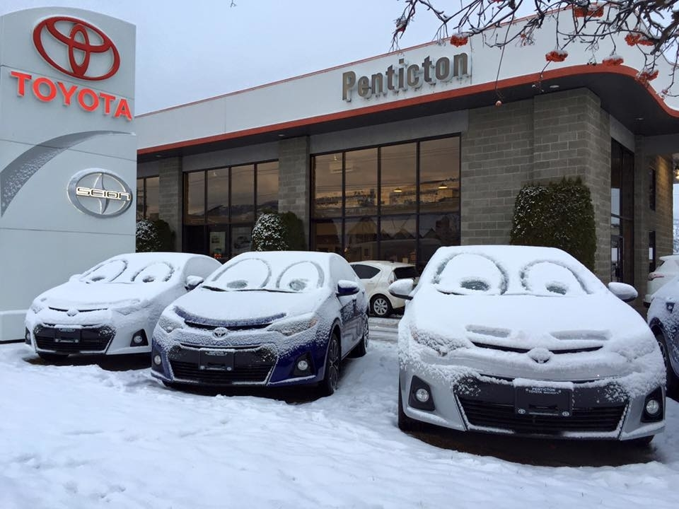 Penticton Toyota in Penticton